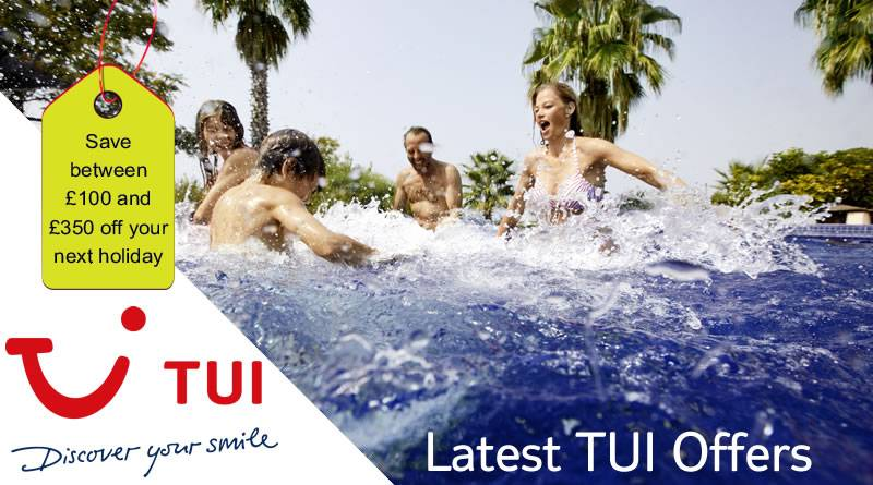 TUI Voucher Codes