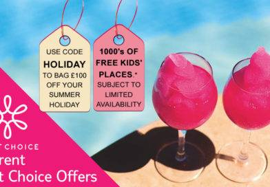 July and August First Choice Offer