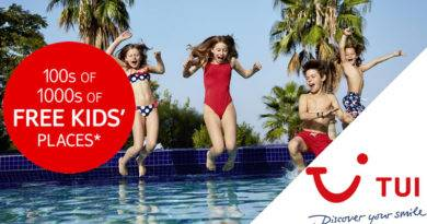 No deposit holidays from Tui