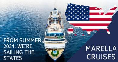 USA All inclusive cruise