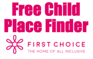 First Choice Holidays 2021 free child place finder